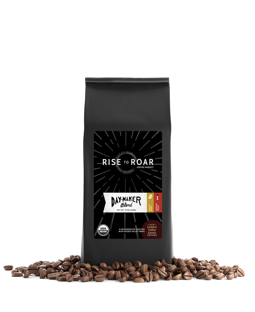 Day-Maker Blend - Whole Bean Coffee