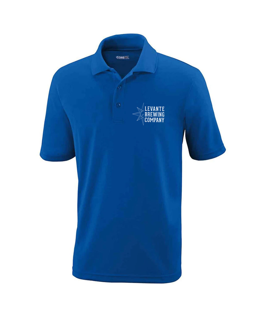 Levante Logo Performance Polo