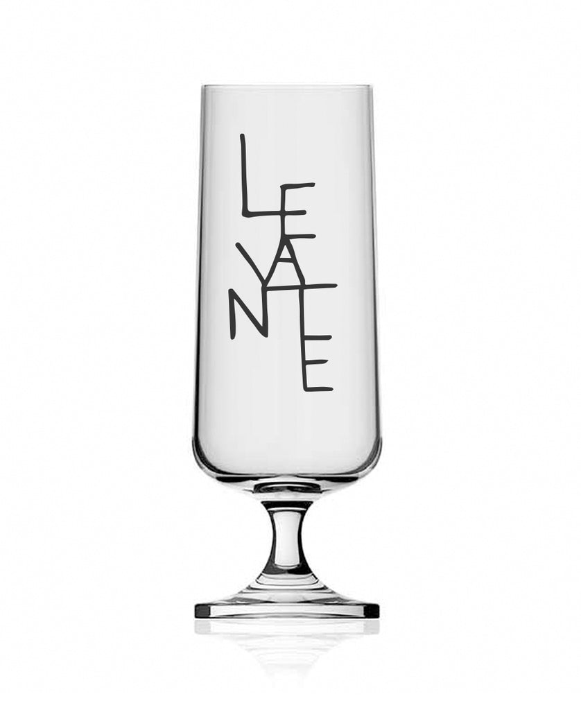 Levante Staggered Glass