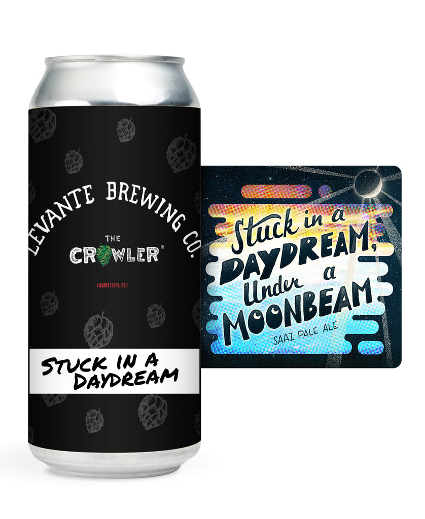 Stuck In A Daydream, Under A Moonbeam (Crowler)