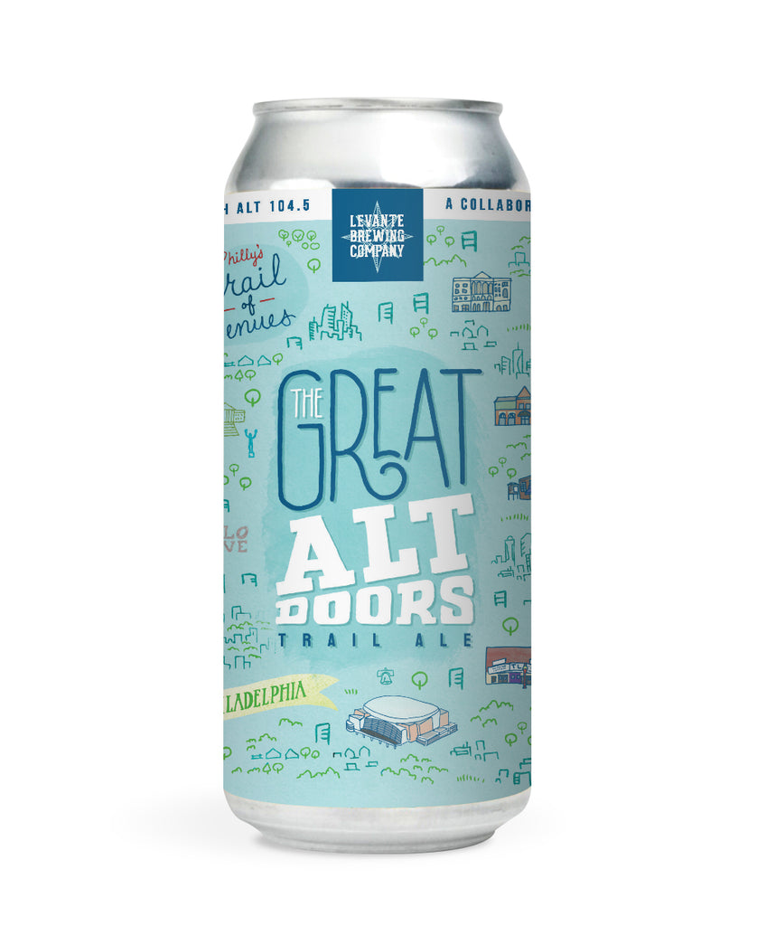 The Great ALTdoors - Trail Ale