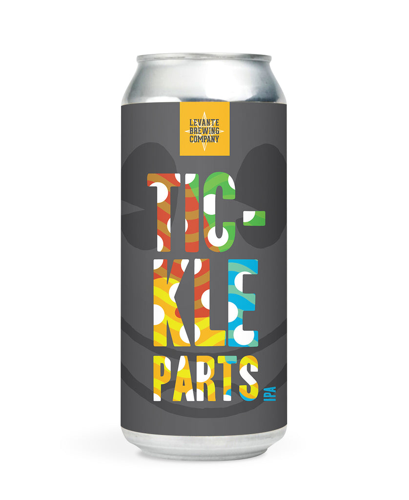 Tickle Parts NEIPA