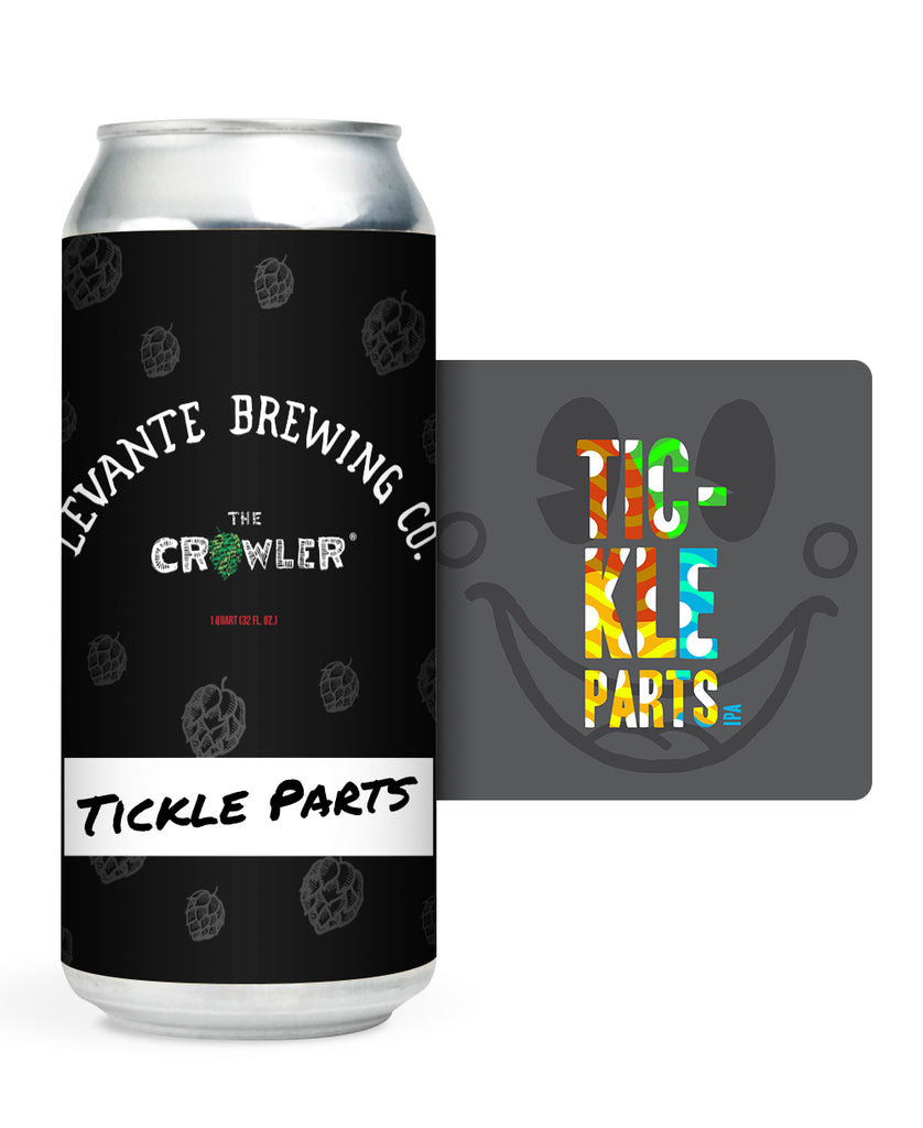Tickle Parts NEIPA (Crowler)
