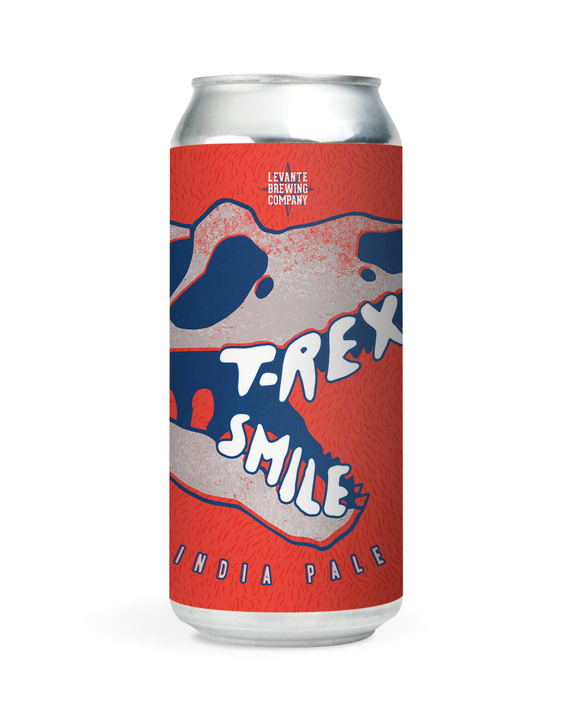 T-Rex Smile - Rye India Pale Ale