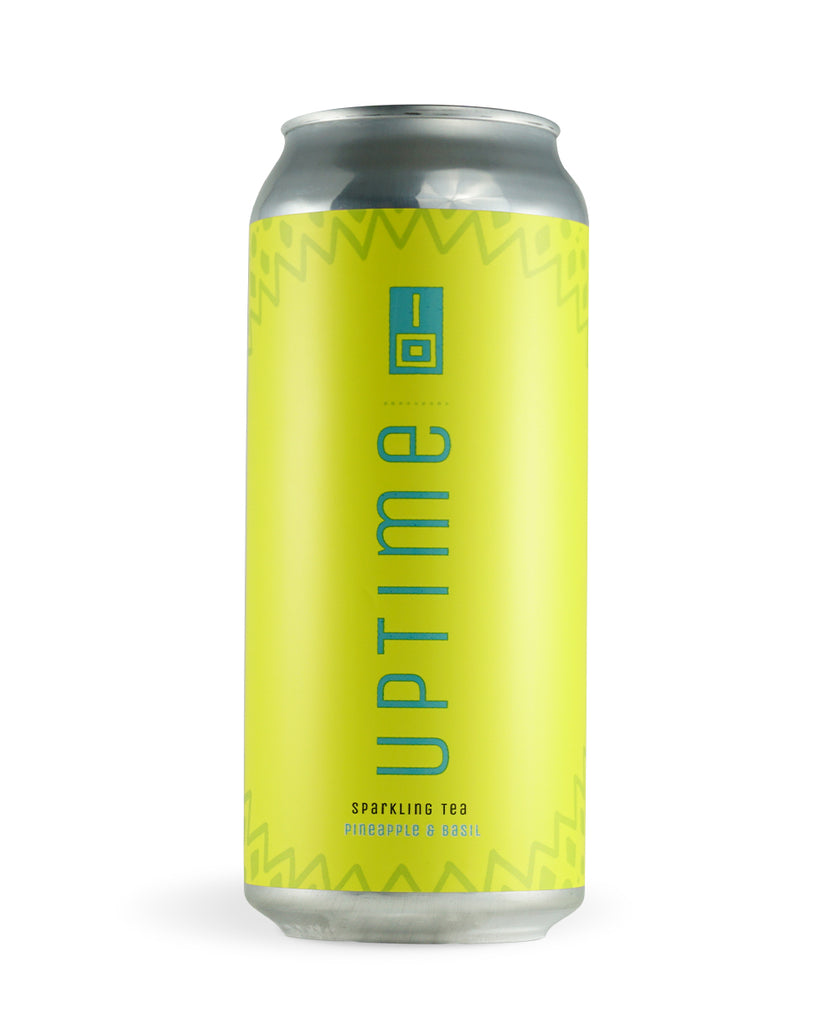 Uptime Sparkling Craft Tea