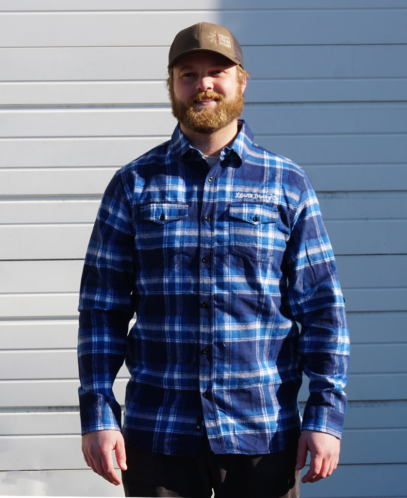 Brew Crew Durable Flannel