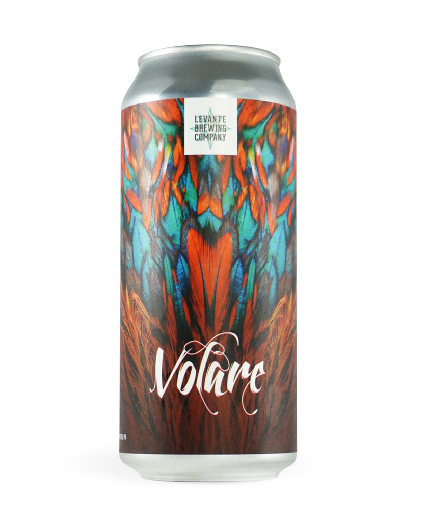 Volare - Peach/Blueberry DIPA (Icarus Collab)
