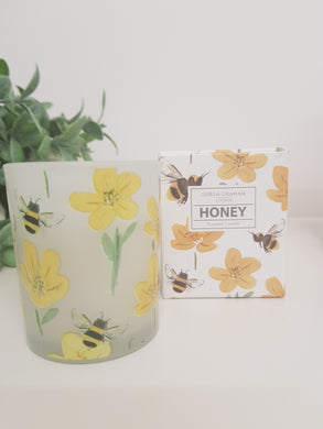 Bee and Buttercup Small Candle