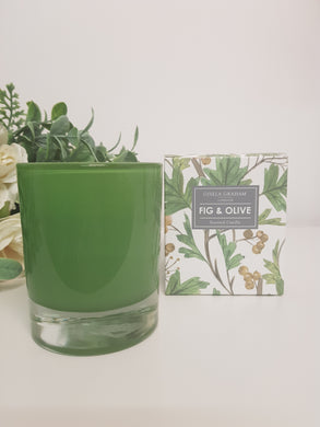 Fig and Olive Large Candle