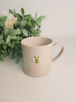 Ceramic Mini Mug with Bee