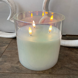 Lustre LED Candles (Various Sizes)