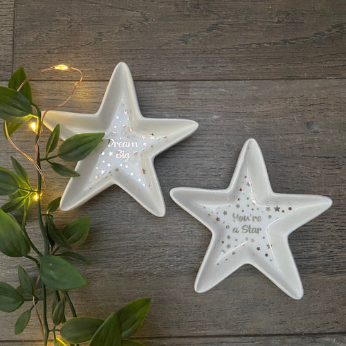 Star Trinket Dishes