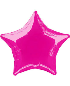 Personalised Foil Balloon (Various Shapes and Colours)