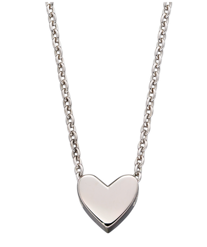 Zahra Heart Necklace