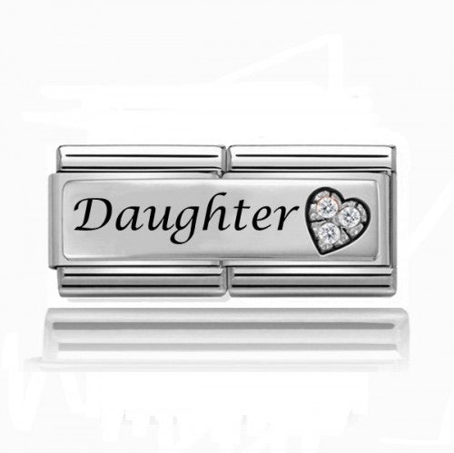 Daugther Silver Super Charm