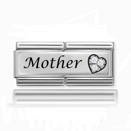 Mother Silver Super Charm