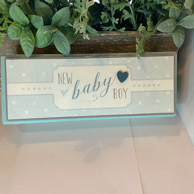New Baby Boy Box