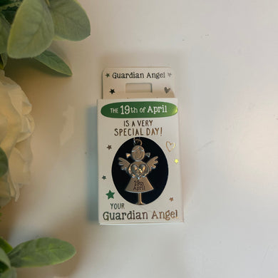 April Guardian Angel