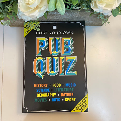 Pub Quiz Game