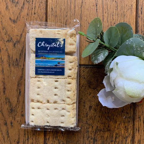 Chrystals Shortbread Wee Pack