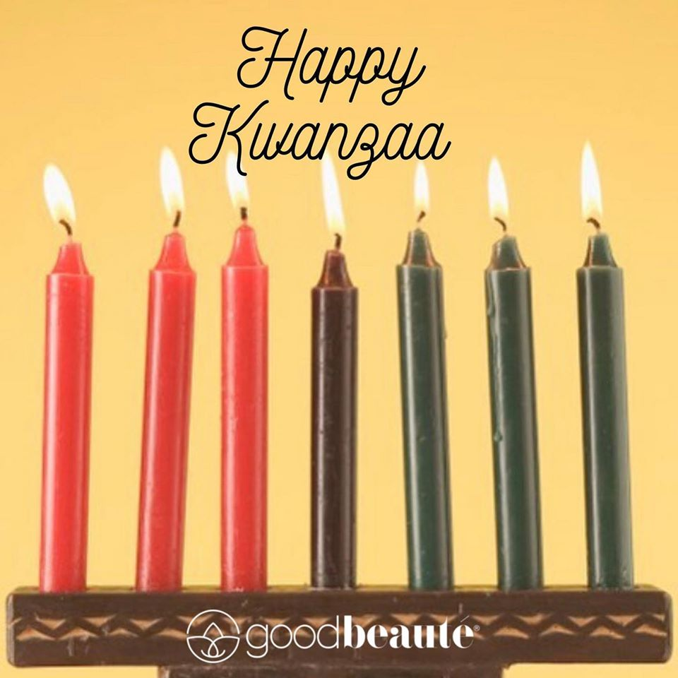 How The 7 Principles of Kwanzaa Can Guide Your New Year!