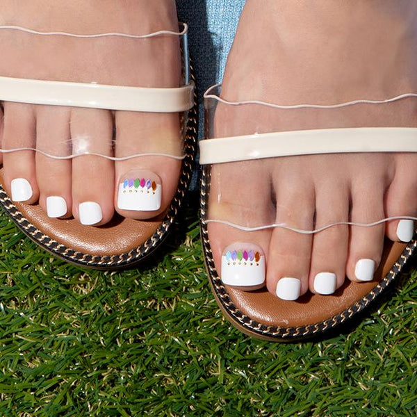 [Press on Pedicure] Festival Day