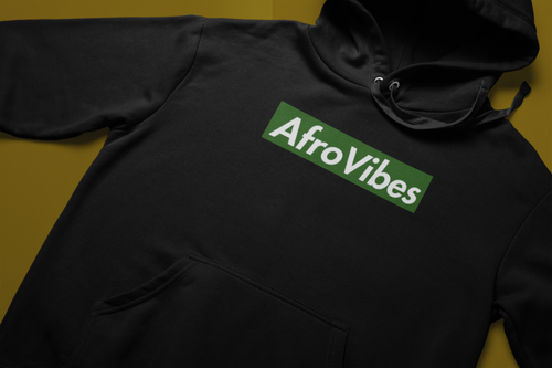 AfroVibes Hooded Sweatshirt