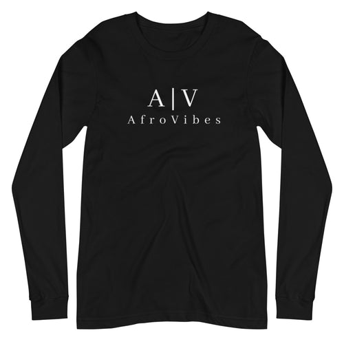Unisex Long Sleeve A|V Tee