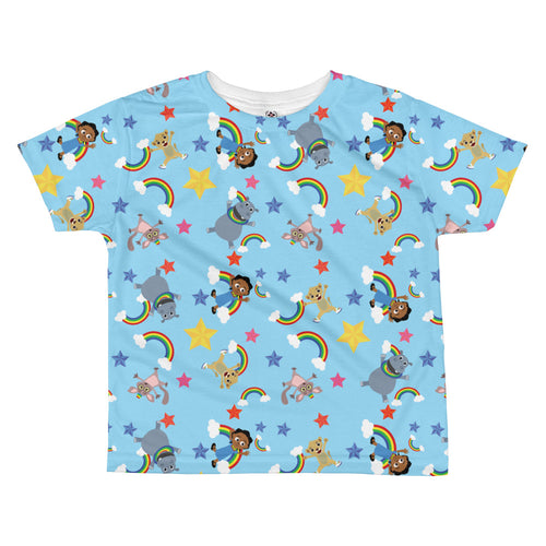 Akili & Friends Print Toddler's T-shirt