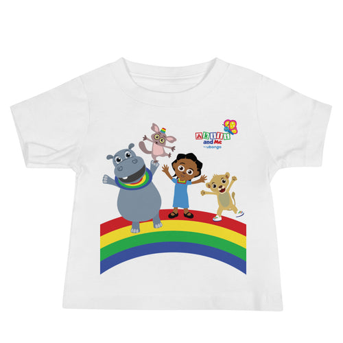 Akili & Friends Short Sleeve Baby Tee