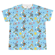 Load image into Gallery viewer, Akili & Friends Print Youth T-shirt