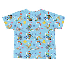 Load image into Gallery viewer, Akili & Friends Print Toddler's T-shirt