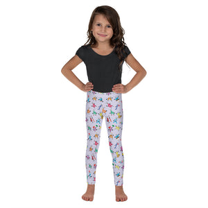 Akili's Alphabet Kid's Leggings
