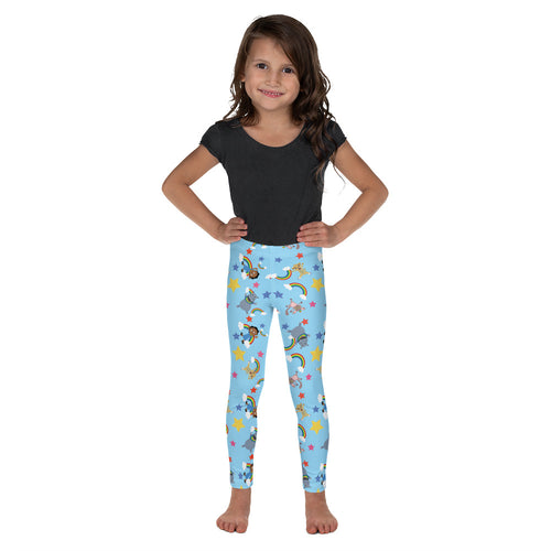 Akili & Friends Kid's Leggings