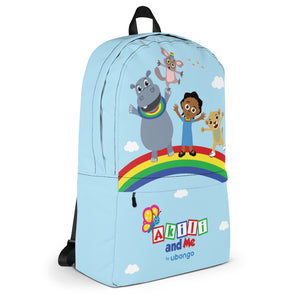 Akili and Friends Backpack