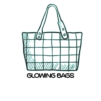 Glowing Bags