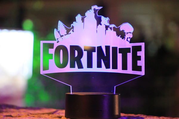 Fortnite 3D LED Light - Glowsery