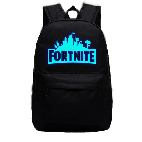 Glow in the Dark Fortnite bag