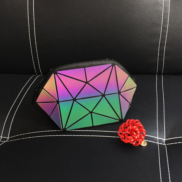 Reflect Light Cosmetic Bag - Glowsery