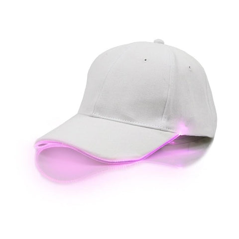 LED Light Fashion Baseball Cap