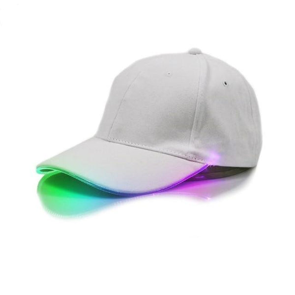 LED Light Fashion Baseball Cap - Glowsery