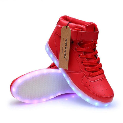 Brand New Stylish Light up Shoses