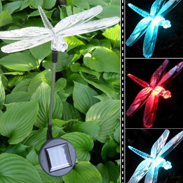 Solar Light Garden -|Butterfly|Bird|Dragonfly| - Glowsery