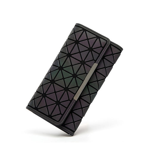 Geometry Fashion Wallets