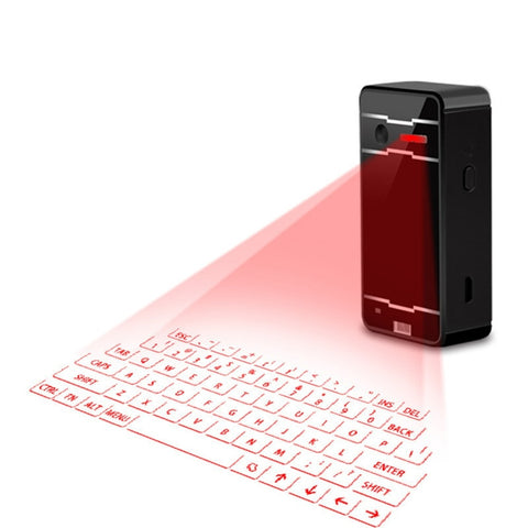 Universal Bluetooth Laser Projection Virtual Keyboard