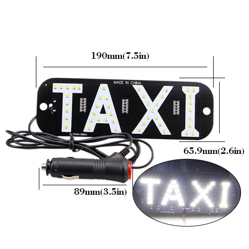 Light Sign LED Roof Uber/TAXI