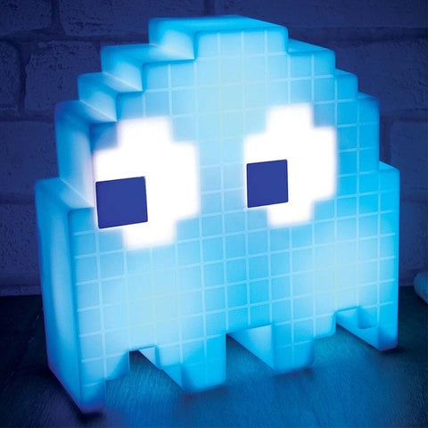 PacMan Night Light Multicolor USB Rechargeable