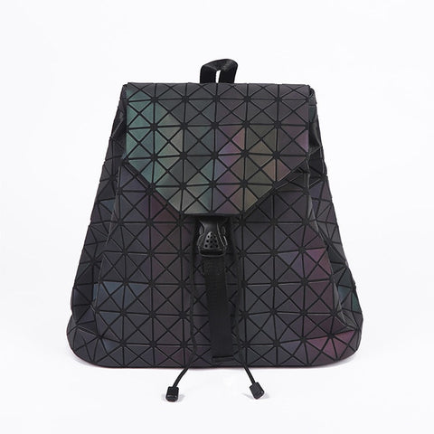 Backpack Reflection Diamonds