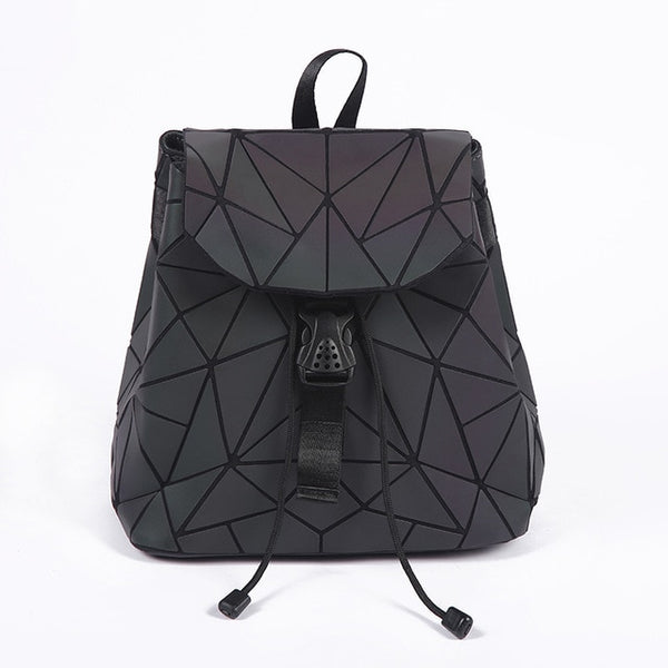Backpack Reflection Diamonds - Glowsery