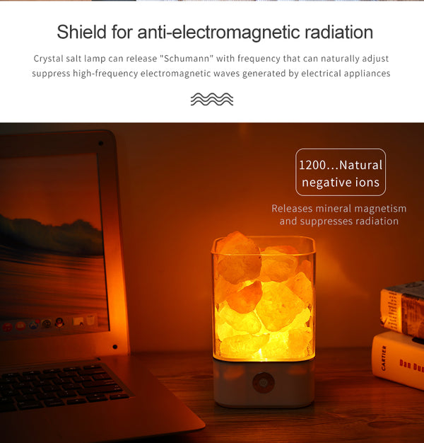 USB Himalayan Salt Lamp - Glowsery